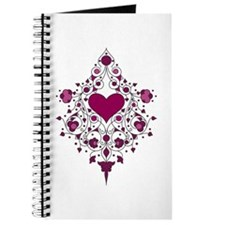 Hearts and Vines Journal