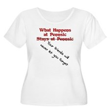 What Happens at Pennsic... T-Shirt