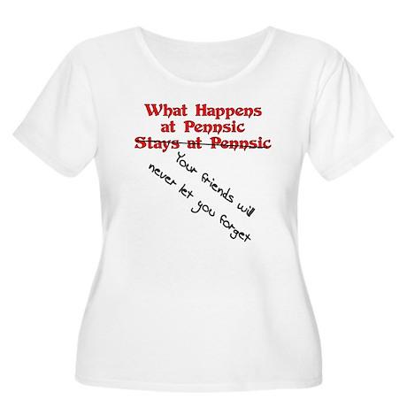 What Happens at Pennsic... Women's Plus Size Scoop