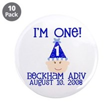"Custom for Ashlee 3.5"" Button (10 pack)"