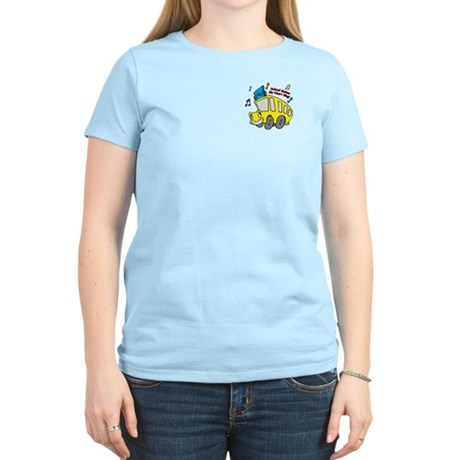 School Heart Sing Women's Light T-Shirt
