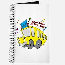 School Heart Sing Journal