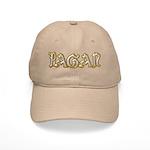 Pagan Silver Gold Cap