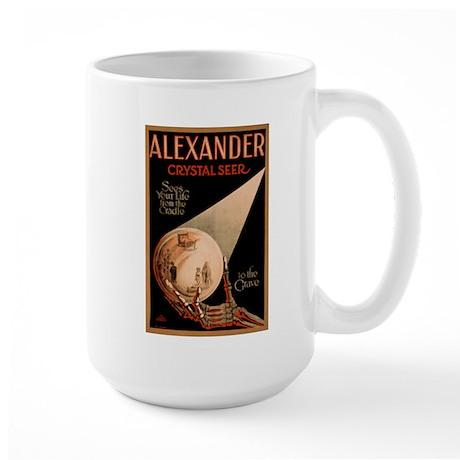Alexander Crystal Seer Large Mug