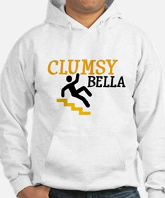 Clumsy Bella Hoodie
