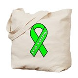 Lyme disease Canvas Totes