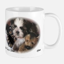 Shih Tzu Puppy small mug collection, elpace