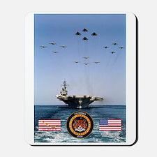 USS America CV-66 Mousepad