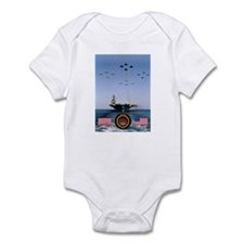 USS America CV-66 Infant Bodysuit