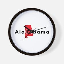 BnEsTees_Political_Obama_OHba Wall Clock