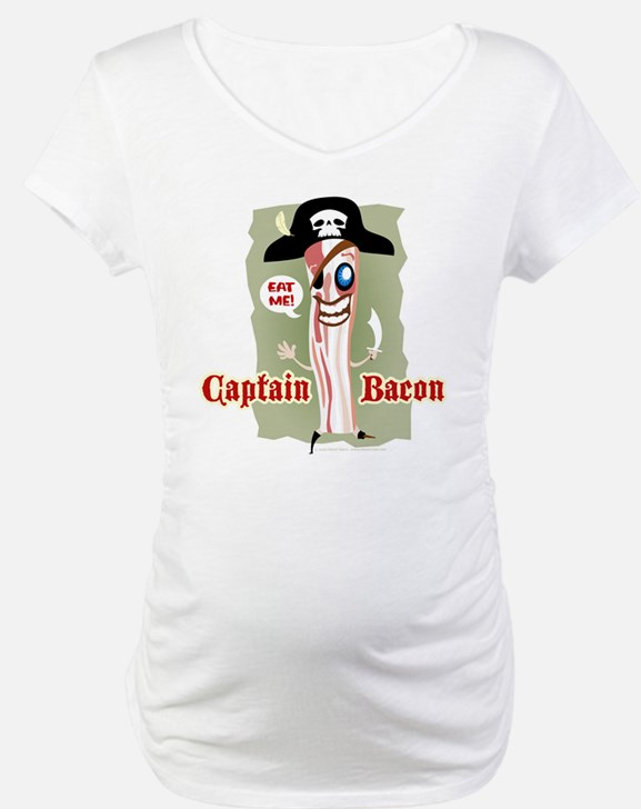 Captain Bacon Pirate Shirt