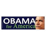 Obama for America Bumper Sticker (10 pk)