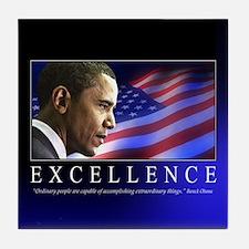 Excellence Tile Coaster