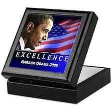 Excellence Keepsake Box