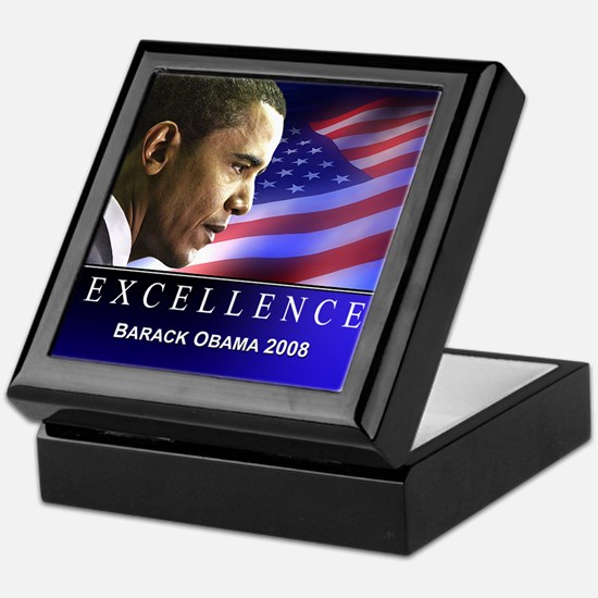 Excellence Keepsake Box