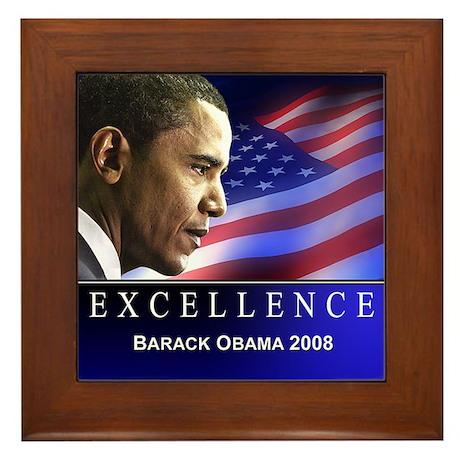 Excellence Framed Tile