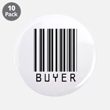 """Buyer Barcode 3.5"""" Button (10 pack)"""