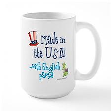 English Parts Mug