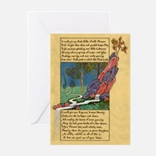 Persian landscape, Greeting Cards (Pk of 10)