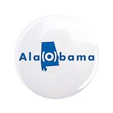 """BnEsTees_Political_Obama_OHba 3.5"""" Button"""