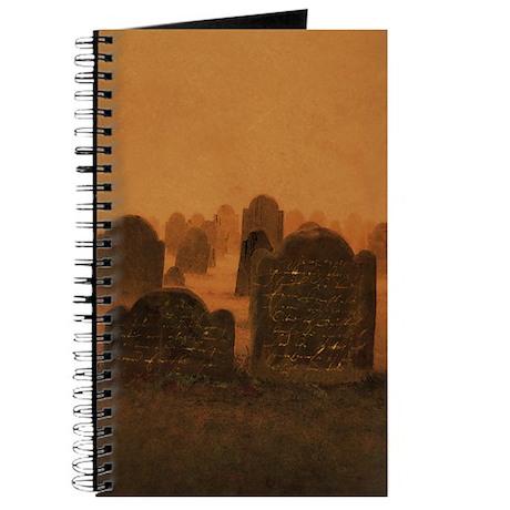 """Grave Yard"" Journal"