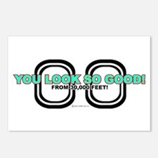 You Look So Good! Postcards (Package of 8)