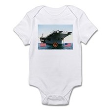 USS America CV-66 Infant Bodysuit