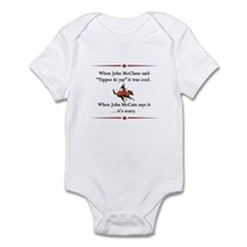 No More Cowboys Infant Bodysuit