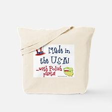Polish Parts Tote Bag