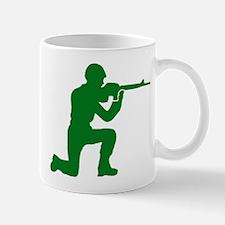 Kneeling Toy Soldier Mug