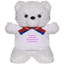 Funny Non smoker Teddy Bear