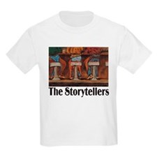 The Storytellers Kids T-Shirt