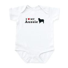 AUSSIE Infant Bodysuit