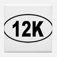 12K Tile Coaster