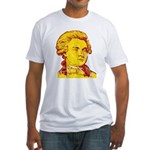 Thomas Jefferson Fitted T-Shirt