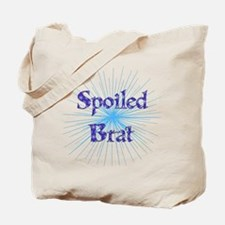 Spoiled Brat Tote Bag