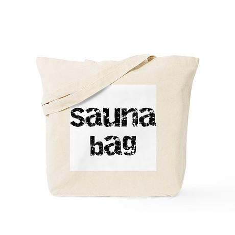 Sauna Bag Tote Bag