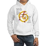 Crazy! Hooded Sweatshirt