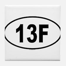 13F Tile Coaster