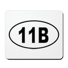 11B Mousepad