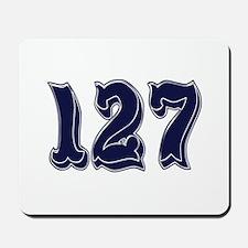 127 Mousepad