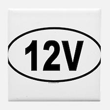 12V Tile Coaster