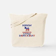 Kevin - Daddy's Democrat Tote Bag