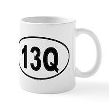 13Q Mug