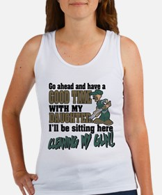 Good Time with my Daughter Women's Tank Top