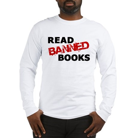 Read Banned Books Long Sleeve T-Shirt