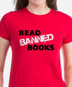 Read Banned Books Tee