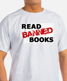 Read Banned Books T-Shirt