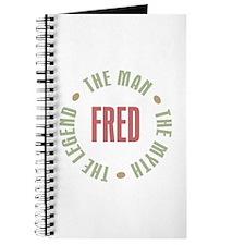 Fred Man Myth Legend Journal