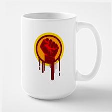 Anarchy Fist Mug